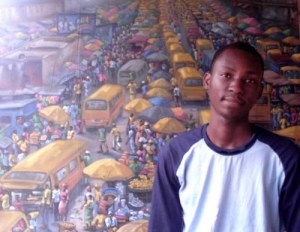 nigeria best painter