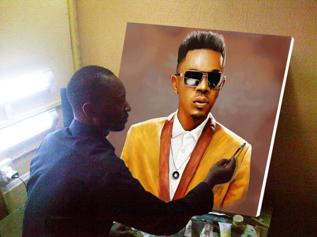 affordable portrait drawing art of patoranking